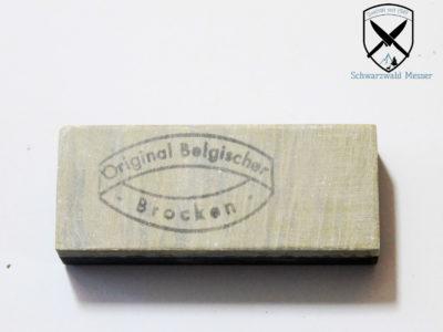Schleifstein belgischer Broken bei Schwarzwald-Messer