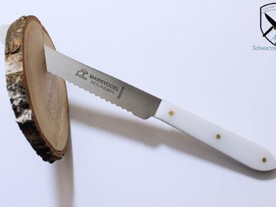 Tischmesser mit Welle Pom Griff Marsvogel bei Schwarzwald-Messe