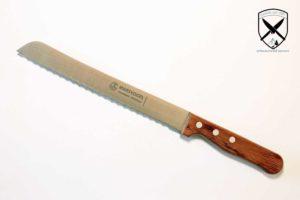 Brotmesser mit Holzgriff aus Solingen bei Schwarzwald-Messer