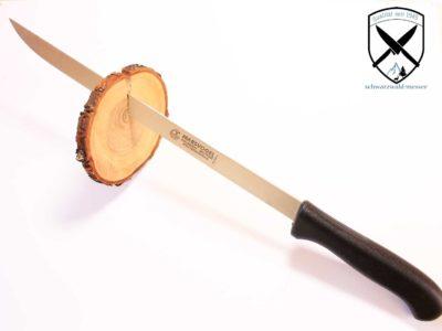 Seranoschinkenmesser Kunststoffgriff bei Schwarzwwaldmesser