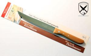 Universalmessser Fleischmesser Rostfrei Kirschbaum bei Schwarzwald-Messer