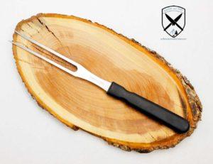 Fleischgabel Kunststoffgriff Marsvogel bei Schwarzwaldmesser