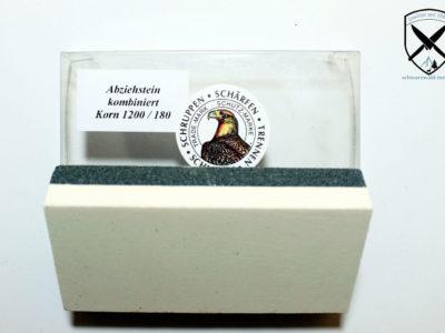 Kombistein Weiß/Grau Abziehstein bei Schwarzwaldmesser