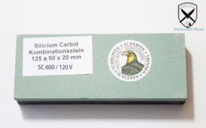 Silicium Carbid Kombistein 125x50
