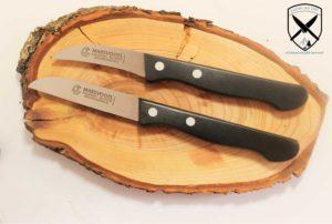 Küchenmesser-Set1 POM Griff Marsvogel