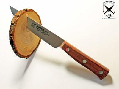 Brotzmesser breit Bubinga Holzgriff  Marsvogel